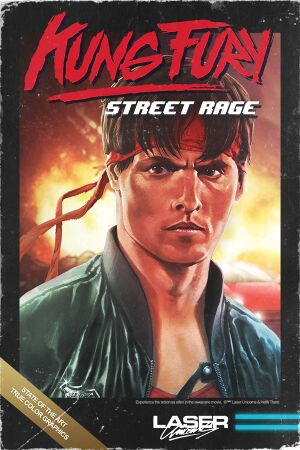Kung Fury: Street Rage cover
