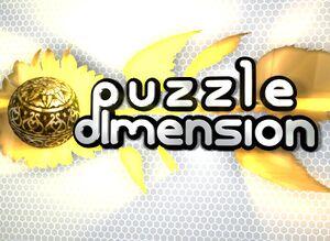 Puzzle Dimension cover