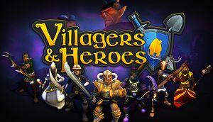 Villagers and Heroes cover