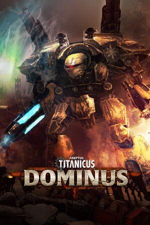 Adeptus Titanicus: Dominus cover