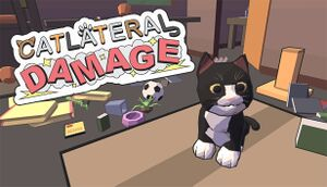 Catlateral Damage cover