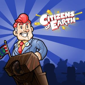 Citizens of Earth cover