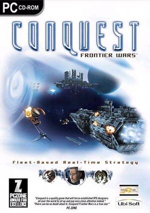 Conquest: Frontier Wars cover