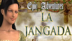 Epic Adventures: La Jangada cover