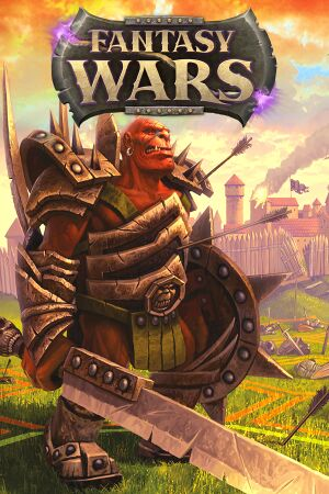 Fantasy Wars cover