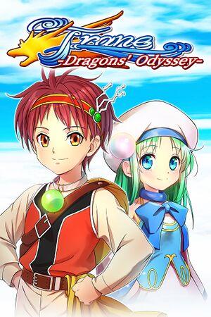 Frane: Dragons' Odyssey cover