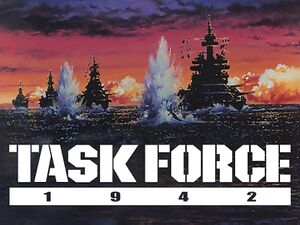Task Force 1942: Surface Naval Action in the South Pacific cover