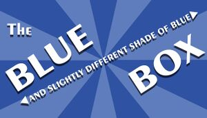 The Blue Box cover