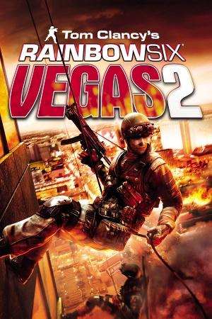 Tom Clancy's Rainbow Six: Vegas 2 cover