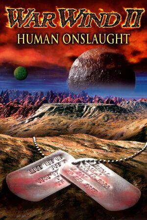 War Wind II: Human Onslaught cover