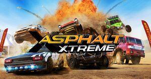 Asphalt Xtreme cover