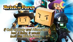 Brick-Force cover