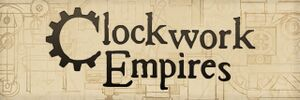 Clockwork Empires cover
