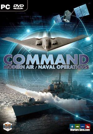 Command: Modern Air / Naval Operations cover