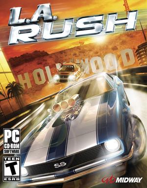 L.A. Rush cover