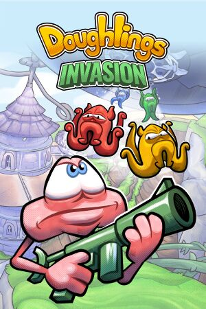 Doughlings: Invasion cover