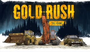 Gold Rush: The Game cover