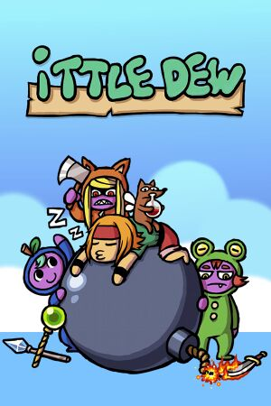 Ittle Dew cover
