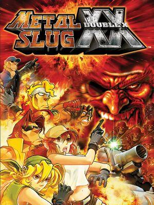 Metal Slug XX cover