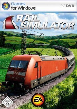 Rail Simulator cover