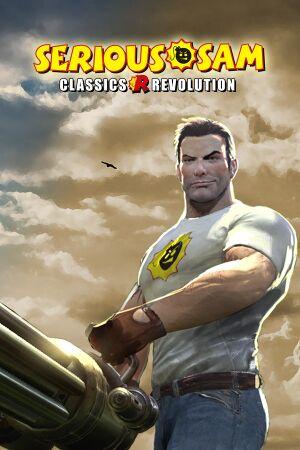 Serious Sam Classics: Revolution cover