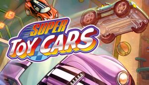 Super Toy Cars cover
