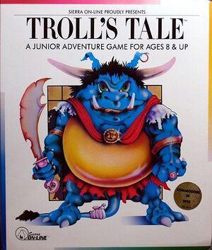 Troll's Tale cover