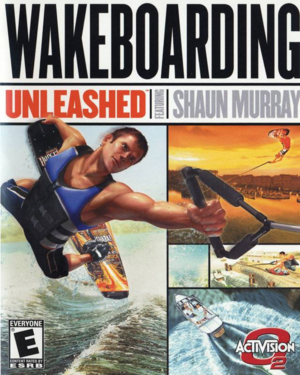 Wakeboarding Unleashed Featuring Shaun Murray cover