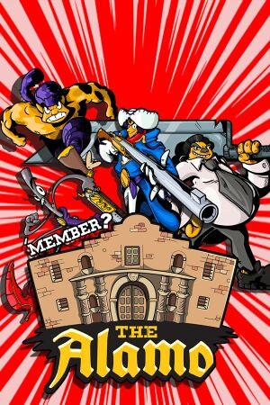 'Member the Alamo? cover