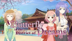A Butterfly in the District of Dreams cover