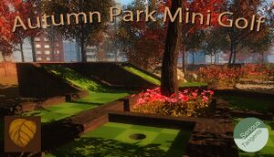 Autumn Park Mini Golf cover