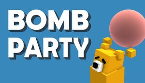 Bomb Party cover