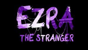 EZRA: The Stranger cover