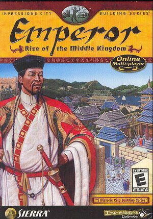 Emperor: Rise of the Middle Kingdom cover