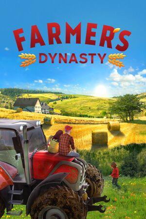 Farmer's Dynasty cover