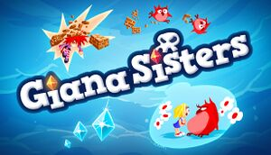 Giana Sisters 2D cover