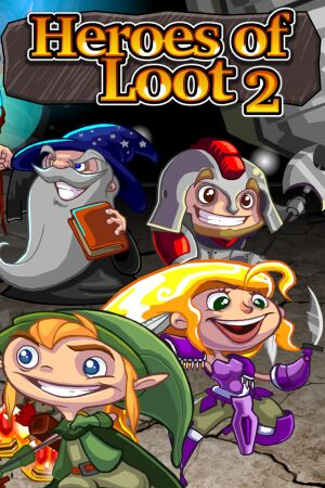 Heroes of Loot 2 cover