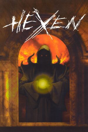 Hexen: Beyond Heretic cover