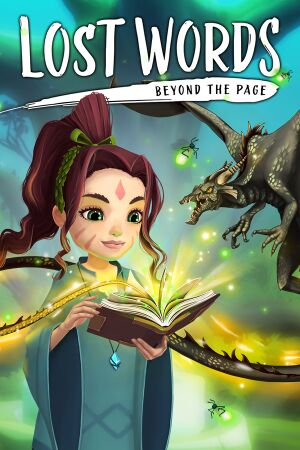 Lost Words: Beyond the Page cover