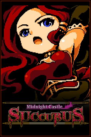 Midnight Castle Succubus DX cover