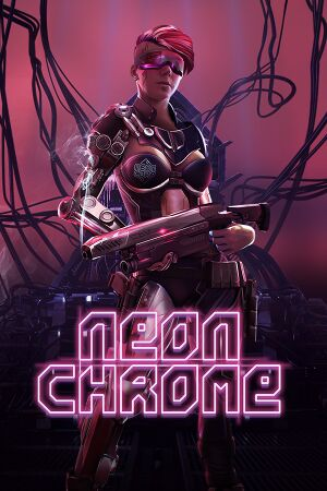 Neon Chrome cover