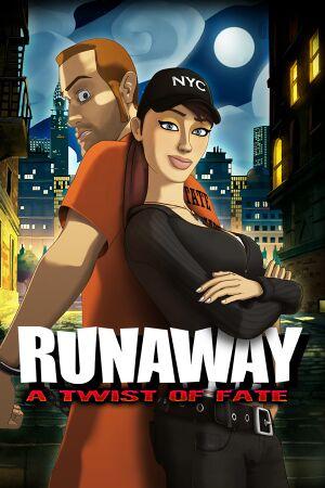 Runaway: A Twist of Fate cover