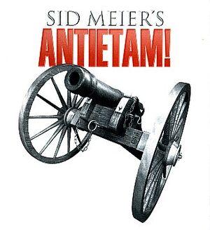 Sid Meier's Antietam! cover