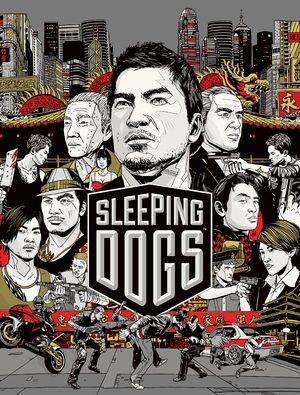 Sleeping Dogs cover