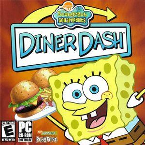 SpongeBob SquarePants: Diner Dash cover