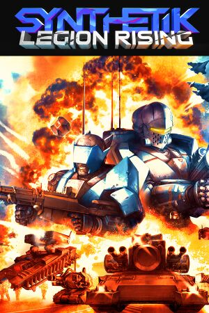 Synthetik: Legion Rising cover