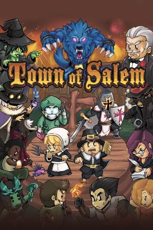 Town of Salem cover