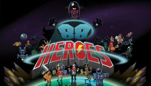 88 Heroes cover