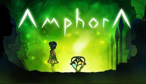 Amphora cover