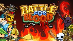 Battle for Blood - Epic battles within 30 seconds! cover